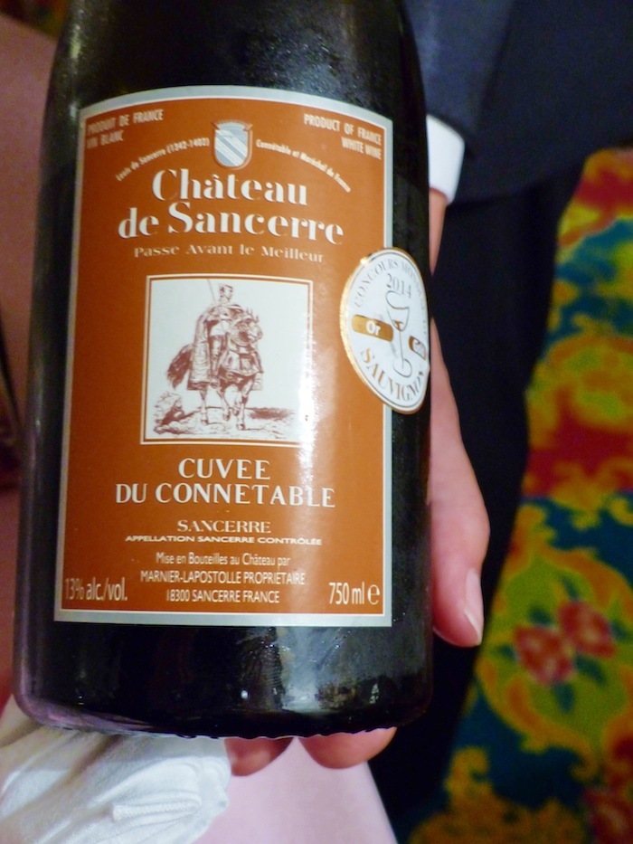 Chantecler : le Sancerre
