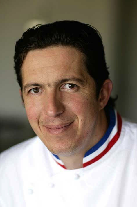 Le chef Christophe Bacquié