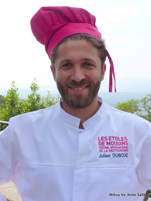 Julien Duboue, Chef, A Noste, Paris