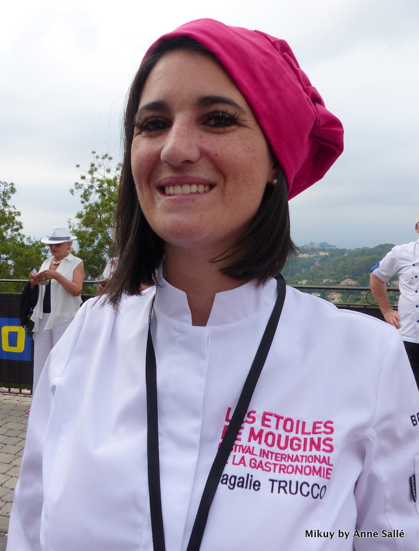 Magalie Trucco, Chef, La Toque d'Or, Cannes