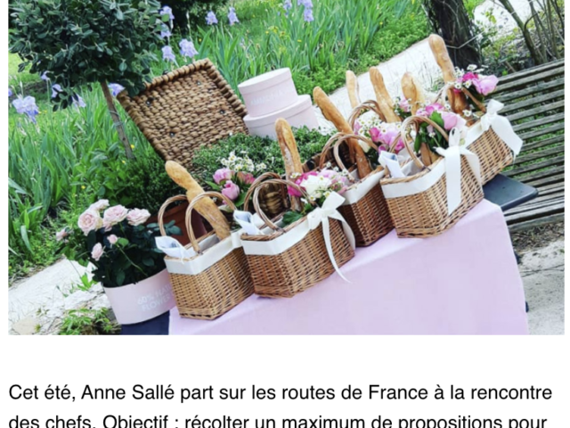 article email-gourmand